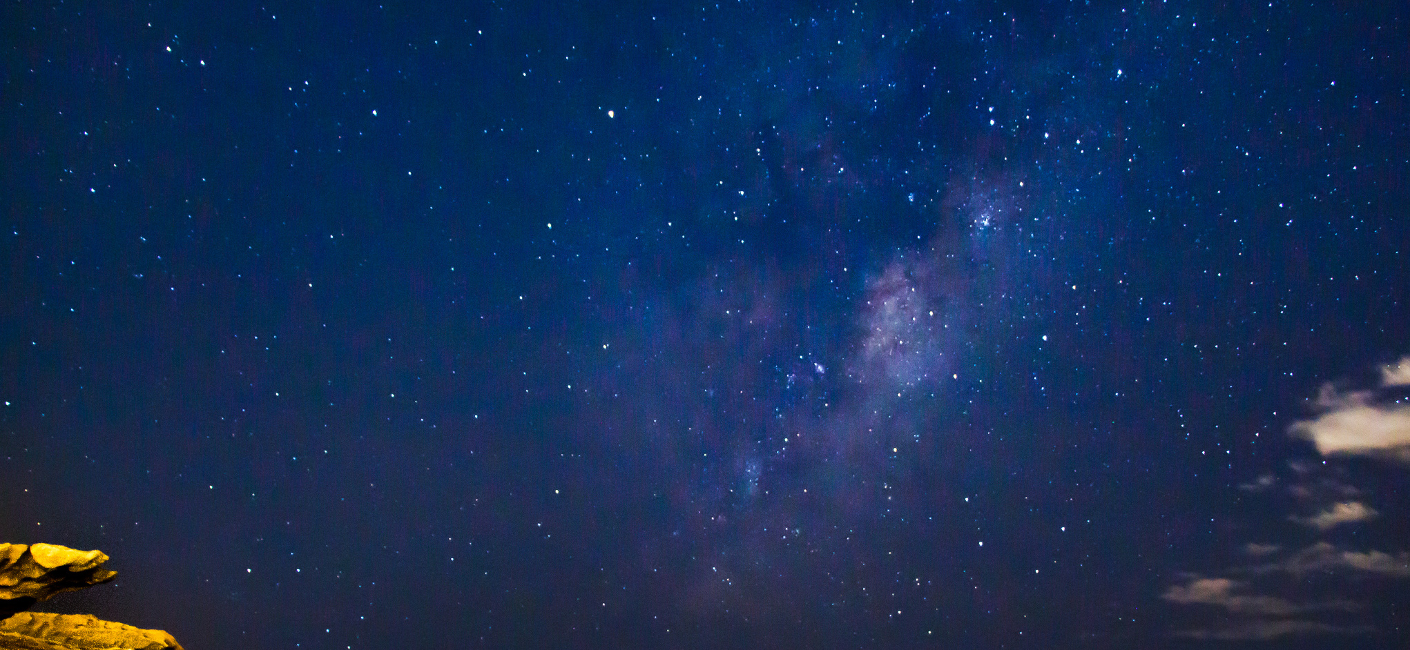 Clovelly Milky Way